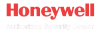 Logo for Honeywell Authorized Security Dealer
