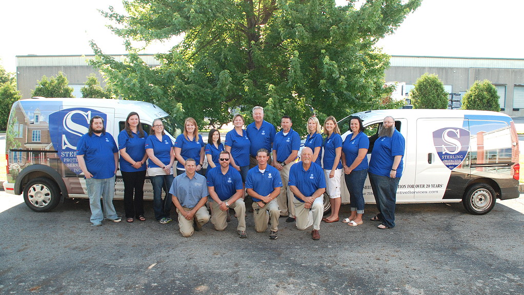 The Team at Sterling Protective Services