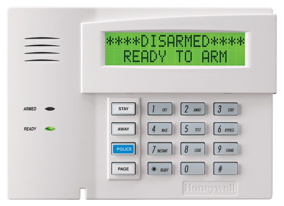 Honeywell Home Security System