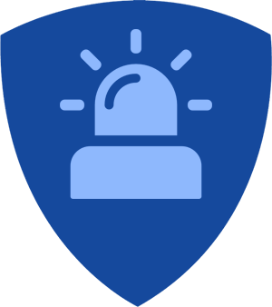 Icon of active alarm